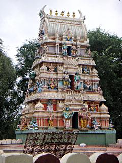 Bangalore: Bull temple