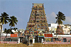 Chennai: Kapaleeswara temple