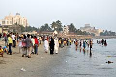 Mumbai: Chowpatty Beach