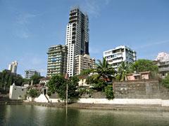 Mumbai: Banganga Tank at Malabar Hill