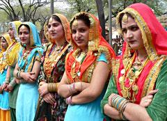 Punjab: Suraj Kund Mela