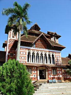 Trivandrum: Sree Chitra art gallery