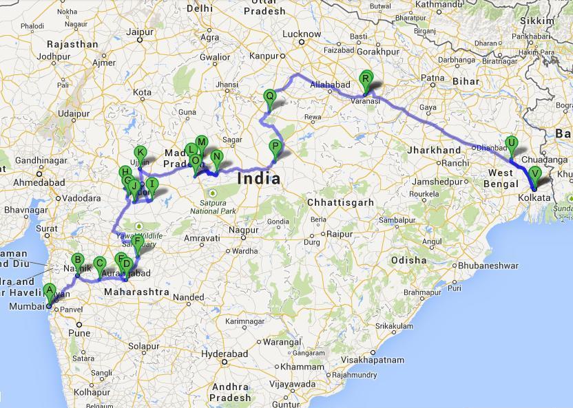 Calcutta Tour